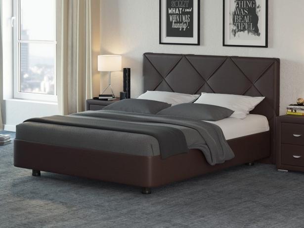 Купить кровать венге Rocky 1