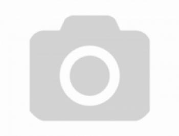 Кожаная кровать Como 3 кремовая