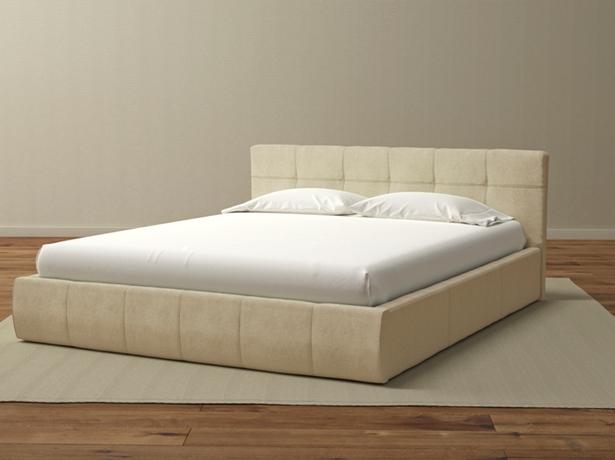 Кровать Varna в ткани c ПМ