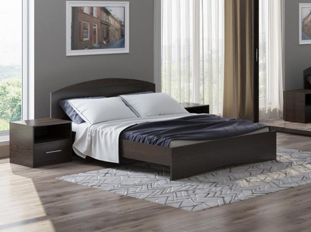 Кровать Этюд венге