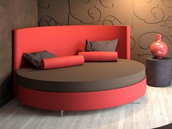 Круглая кровать Конкорд Caprice