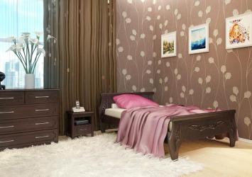 Кровать Ника 1