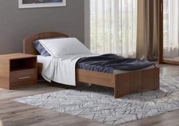 Односпальная кровать Этюд  для гостиниц
