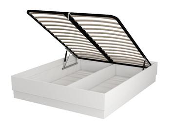 Кровать без изголовья с п/м