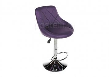 Барный стул Curt фиолетовый (Арт. 1383)