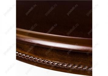 Стол раскладной Toskana 90 tobacco (Арт.1116)