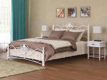 Кровать Garda 2R белая