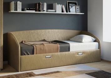 Односпальная кровать Bono Lux